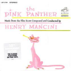 PINK PANTHER, THE [RÓŻOWA PANTERA] - HENRY MANCINI (1 LP) - 50TH ANNIVERSARY PINK VINYL EDITION - WYDANIE AMERYKAŃSKIE