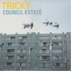 """TRICKY - COUNCIL ESTATE (12\"""" SINGLE) - WYDANIE AMERYKAŃSKIE"""