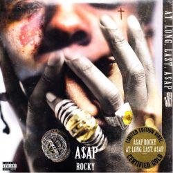 A$AP ROCKY - AT.LONG.LAST.A$AP (2 LP) - LIMITED EDITION - WYDANIE AMERYKAŃSKIE