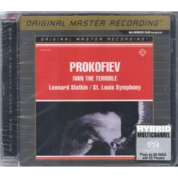PROKOFIEV, SERGEI - IVAN THE TERRIBLE (1 SACD) - MFSL EDITION - WYDANIE AMERYKAŃSKIE