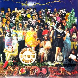 ZAPPA, FRANK & THE MOTHERS OF INVENTION - WE'RE ONLY IN IT FOR THE MONEY (1 LP) - 180 GRAM PRESSING - WYDANIE AMERYKAŃSKIE