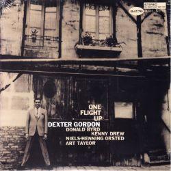 GORDON, DEXTER - ONE FLIGHT UP (1 LP) - WYDANIE AMERYKAŃSKIE