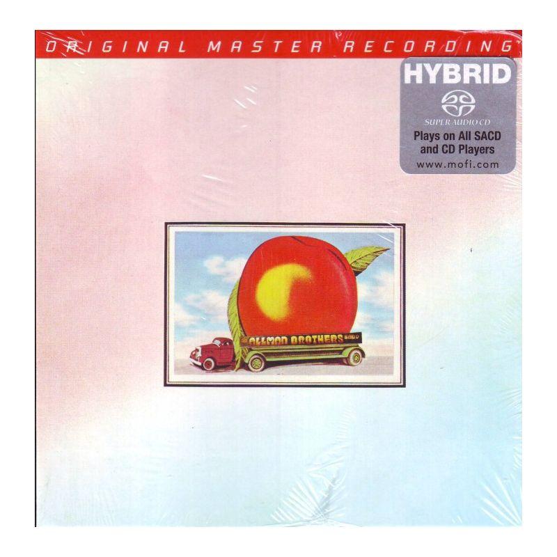 Allman Brothers Band The Eat A Peach 1 Sacd Mfsl