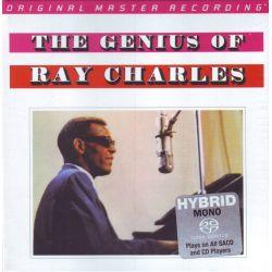 CHARLES, RAY - THE GENIUS OF RAY CHARLES (1 SACD) - MFSL EDITION - WYDANIE AMERYKAŃSKIE