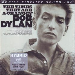 DYLAN, BOB - THE TIMES THEY ARE A-CHANGIN' (1 SACD) - MFSL EDITION - WYDANIE AMERYKAŃSKIE