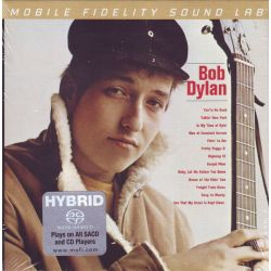 DYLAN, BOB - BOB DYLAN (1 SACD) - MFSL EDITION - WYDANIE AMERYKAŃSKIE