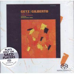 GETZ, STAN & GILBERTO, JOAO - GETZ/GILBERTO - WYDANIE AMERYKAŃSKIE (SACD)