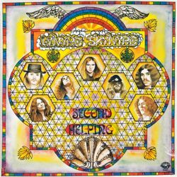 LYNYRD SKYNYRD - SECOND HELPING (1LP) - 180 GRAM PRESSING