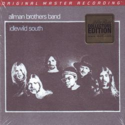 ALLMAN BROTHERS BAND, THE - IDLEWILD SOUTH (1 CD) - 24KT GOLD PLATED DISC - MFSL EDITION - WYDANIE AMERYKAŃSKIE