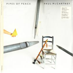 McCARTNEY, PAUL - PIPES OF PEACE (2 LP) - 180 GRAM PRESSING