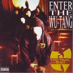 WU-TANG CLAN - ENTER THE WU-TANG (36 CHAMBERS) (1 LP) - WYDANIE AMERYKAŃSKIE