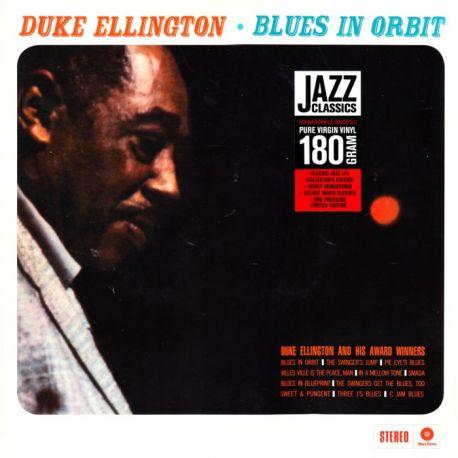 ELLINGTON, DUKE - BLUES IN ORBIT (1 LP) - 180 GRAM PRESSING