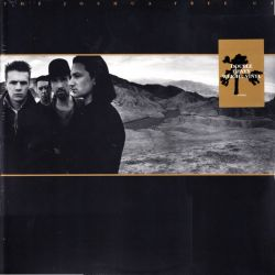 U2 - THE JOSHUA TREE (2 LP) - 180 GRAM PRESSING