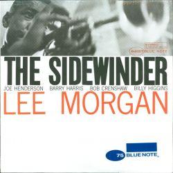 MORGAN, LEE - THE SIDEWINDER (1 LP) - WYDANIE AMERYKAŃSKIE
