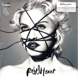 MADONNA - REBEL HEART (2 LP) - WYDANIE AMERYKAŃSKIE