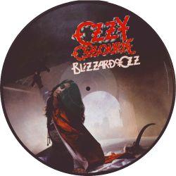 OSBOURNE, OZZY - BLIZZARD OF OZZ (1 LP) - WYDANIE AMERYKAŃSKIE - PICTURE DISC