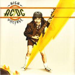 AC/DC - HIGH VOLTAGE (1 LP) - 180 GRAM PRESSING - WYDANIE AMERYKAŃSKIE