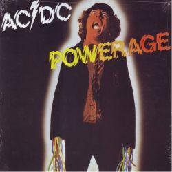 AC/DC - POWERAGE (1 LP) - 180 GRAM PRESSING - WYDANIE AMERYKAŃSKIE