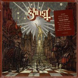 GHOST - POPESTAR (1 LP) - WYDANIE AMERYKAŃSKIE
