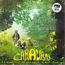 CARAVAN - IF I COULD DO IT ALL OVER AGAIN, I'D DO IT ALL OVER YOU (1 LP) - 180 GRAM PRESSING - WYDANIE AMERYKAŃSKIE