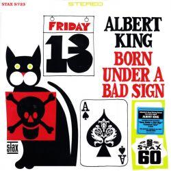 KING, ALBERT - BORN UNDER A BAD SIGN (1 LP) - 180 GRAM PRESSING - WYDANIE AMERYKAŃSKIE