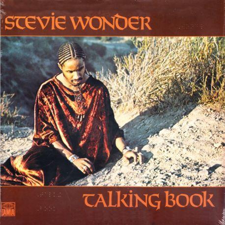 WONDER, STEVIE - TALKING BOOK (1 LP) - WYDANIE AMERYKAŃSKIE