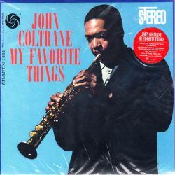 COLTRANE, JOHN - MY FAVORITE THINGS (2 LP) - 180 GRAM 45 RPM PRESSING - WYDANIE AMERYKAŃSKIE