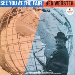 WEBSTER, BEN - SEE YOU AT THE FAIR (2 LP) - 45RPM - ANALOGUE PRODUCTIONS EDITION - 180 GRAM PRESSING - WYDANIE AMERYKAŃSKIE