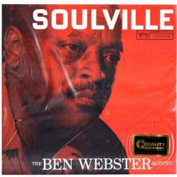 WEBSTER, BEN QUINTET - SOULVILLE (2 LP) - 45RPM - ANALOGUE PRODUCTIONS EDITION - 200 GRAM PRESSING - WYDANIE AMERYKAŃSKIE
