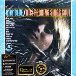 REDDING, OTIS - OTIS BLUE (2 LP) - 45RPM - ANALOGUE PRODUCTIONS EDITION - 200 GRAM PRESSING - WYDANIE AMERYKAŃSKIE