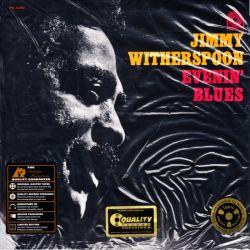 WITHERSPOON, JIMMY - EVENIN' BLUES (1 LP) - ANALOGUE PRODUCTIONS EDITION - 200 GRAM PRESSING - WYDANIE AMERYKAŃSKIE