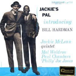 MCLEAN, JACKIE QUINTET - JACKIE'S PAL (1 LP) - ANALOGUE PRODUCTIONS EDITION - 200 GRAM MONO PRESSING - WYDANIE AMERYKAŃSKIE