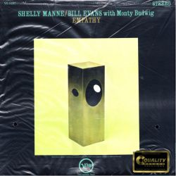 MANNE, SHELLY & BILL EVANS - EMPATHY (2 LP) - 45RPM - ANALOGUE PRODUCTIONS EDITION - 200 GRAM PRESSING - WYDANIE AMERYKAŃSKIE