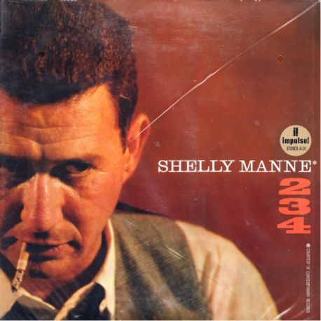 MANNE, SHELLY – 2-3-4 (2 LP) - 45RPM - ANALOGUE PRODUCTIONS EDITION - 180 GRAM PRESSING - WYDANIE AMERYKAŃSKIE