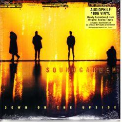 SOUNDGARDEN - DOWN ON THE UPSIDE (2 LP) - 180 GRAM PRESSING - WYDANIE AMERYKAŃSKIE