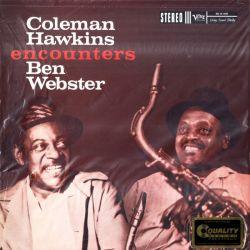 HAWKINS, COLEMAN - ENCOUNTERS BEN WEBSTER (2 LP) - 45RPM - ANALOGUE PRODUCTIONS - 200 GRAM PRESSING - WYDANIE AMERYKAŃSKIE