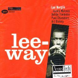 MORGAN, LEE - LEEWAY (2 LP) - 45RPM - ANALOGUE PRODUCTIONS EDITION - 180 GRAM PRESSING - WYDANIE AMERYKAŃSKIE