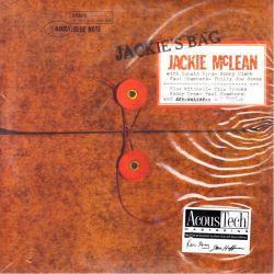 MCLEAN, JACKIE - JACKIE'S BAG (2 LP) - 45RPM - ANALOGUE PRODUCTIONS EDITION - 180 GRAM PRESSING - WYDANIE AMERYKAŃSKIE