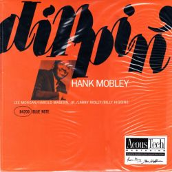 MOBLEY, HANK - DIPPIN' (2 LP) - 45RPM - ANALOGUE PRODUCTIONS EDITION - 180 GRAM PRESSING - WYDANIE AMERYKAŃSKIE