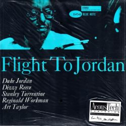 JORDAN, DUKE - FLIGHT TO JORDAN (2 LP) - 45RPM - ANALOGUE PRODUCTIONS - 180 GRAM PRESSING - WYDANIE AMERYKAŃSKIE
