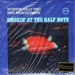 KELLY, WYNTON TRIO - SMOKIN' AT THE HALF NOTE (2 LP) - 45RPM - ANALOGUE PRODUCTIONS - 200 GRAM PRESSING - WYDANIE AMERYKAŃSKIE