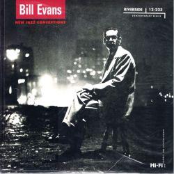 EVANS, BILL - NEW JAZZ CONCEPTIONS (2 LP) - 45RPM - ANALOGUE PRODUCTIONS EDITION - 180 GRAM PRESSING - WYDANIE AMERYKAŃSKIE