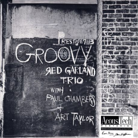 GARLAND, RED TRIO - GROOVY (2 LP) - 45RPM - ANALOGUE PRODUCTIONS EDITION - 180 GRAM PRESSING - WYDANIE AMERYKAŃSKIE