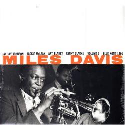 DAVIS, MILES - VOLUME 1 (1 LP) - MONO - WYDANIE AMERYKAŃSKIE