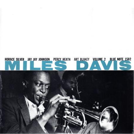 DAVIS, MILES - VOLUME 2 (1 LP) - WYDANIE AMERYKAŃSKIE