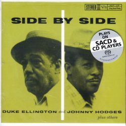 ELLINGTON, DUKE & JOHNNY HODGES - SIDE BY SIDE (1 SACD) - ANALOGUE PRODUCTIONS - WYDANIE AMERYKAŃSKIE