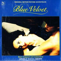 BLUE VELVET - ANGELO BADALAMENTI (1 LP) - WYDANIE AMERYKAŃSKIE