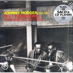 HODGES, JOHNNY WITH BILLY STRAYHORN AND THE ORCHESTRA (1 SACD) - ANALOGUE PRODUCTIONS - WYDANIE AMERYKAŃSKIE