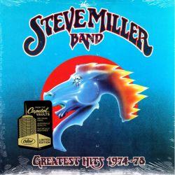 MILLER, STEVE BAND - GREATEST HITS 1974-78 (1 LP) - 180 GRAM PRESSING - WYDANIE AMERYKAŃSKIE