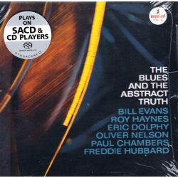 NELSON, OLIVER SEXTET - THE BLUES AND THE ABSTRACT TRUTH (1 SACD) - ANALOGUE PRODUCTIONS - WYDANIE AMERYKAŃSKIE
